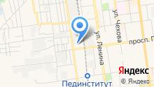АВТОБОТ на карте
