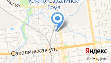 ВОЛАНД на карте