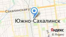 Административная комиссия Администрации г. Южно-Сахалинска на карте