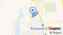 Hilti Россия на карте