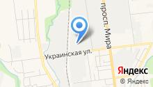 Росшина-Сахалин на карте