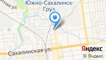 Агентство Негосударственной Безопасности на карте