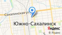 Адвокат Исаков А.В. на карте