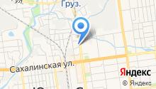Адвокатский кабинет Кабаковой В.А. на карте