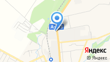 Аури на карте