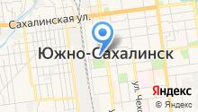 Банкомат, АКБ Банк Москвы на карте