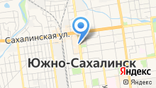 Андроид на карте