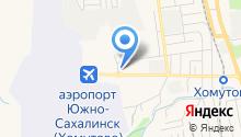 АЗС ТОК на карте