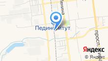 Тонировочный центр на карте