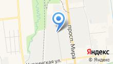 Вектор-М на карте