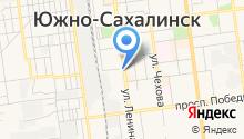 Daikon на карте
