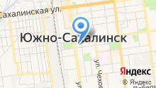 Аналитическое Управление Администрации г. Южно-Сахалинска на карте