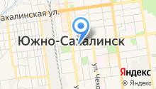 Адвокат Бортников Д.А. на карте