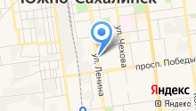 Амуницияцентр на карте