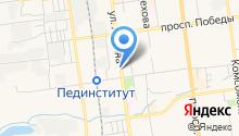 BUkeTIK на карте