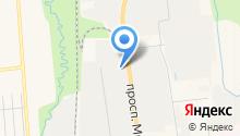 Аристо на карте