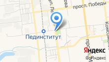 АНАЛИТИК на карте