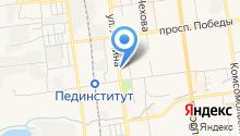 Али-рус на карте