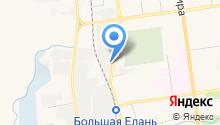 Mega-Active на карте