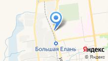Bro-Шина на карте