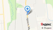 Тор на карте