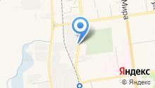 Brulex на карте