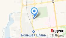 Динго на карте
