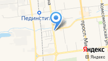 АНКОР Энерджи Сервисиз на карте