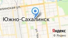 Академия безопасности на карте