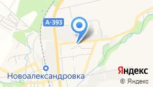 АРБ на карте