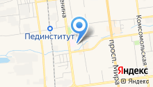 NOVA на карте