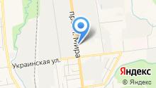 АЗС РН-ВОСТОКНЕФТЕПРОДУКТ на карте