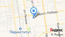 ГеоСах Мониторинг на карте