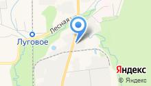 Карафуто на карте
