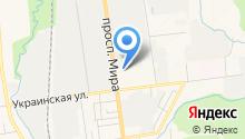 Техника на карте