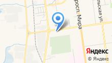 Автодевайс на карте