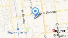 318 военная прокуратура гарнизона на карте