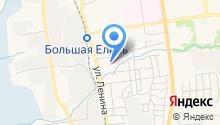 Адвокат Кочетов В.Е. на карте