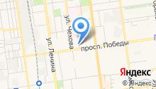 M@TRIX на карте