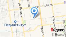 Атое на карте