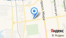 АвтоГранд на карте