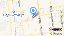 Банкомат, КБ Долинск на карте