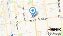 Арт-нэйл на карте