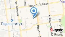 Адвокатский кабинет Чаленко С.В. на карте