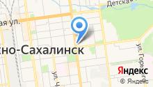 Адвокат Братеньков И.И. на карте