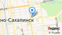 Адвокат Чернышов А.И. на карте