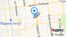 PROМЕБЕЛЬ на карте