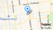 Aerial Art & Co Sakhalin island на карте