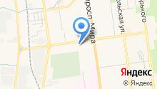 6-я Пожарная часть 1 отряда ФПС по Сахалинской области на карте