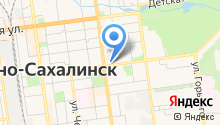 Арбитражный суд Сахалинской области на карте